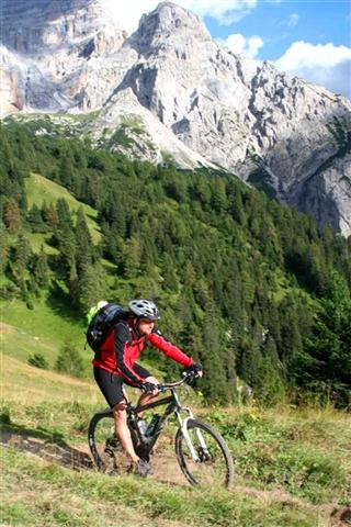 Nachhaltiges Reisen mit dem Mountainbike