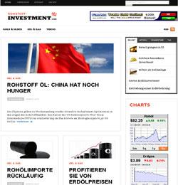 Hier sollten Sie den oder das Blog Rohstoff-Investment sehen.