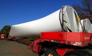 erneuerbare Energien auf dem Weg zu ihrem Kunden